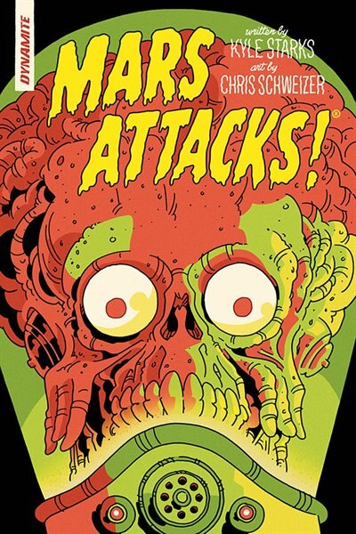 Mars Attacks by Kyle Starks