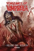 Vengeance Of Vampirella Volume 1: Rebirth