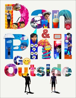 Book Dan And Phil Go Outside by Dan Howell