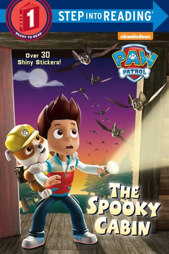 The Spooky Cabin Paw Patrol Book By Random House