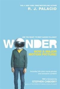 Wonder Movie Tie-in Edition by R. J. Palacio