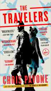 The Travelers: A Novel by Chris Pavone