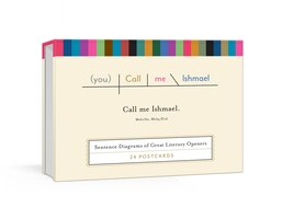 Call Me Ishmael Postcards: Sentence Diagrams Of Great Literary Openers