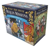 Magic Tree House Merlin Missions #1-25 Boxed Set