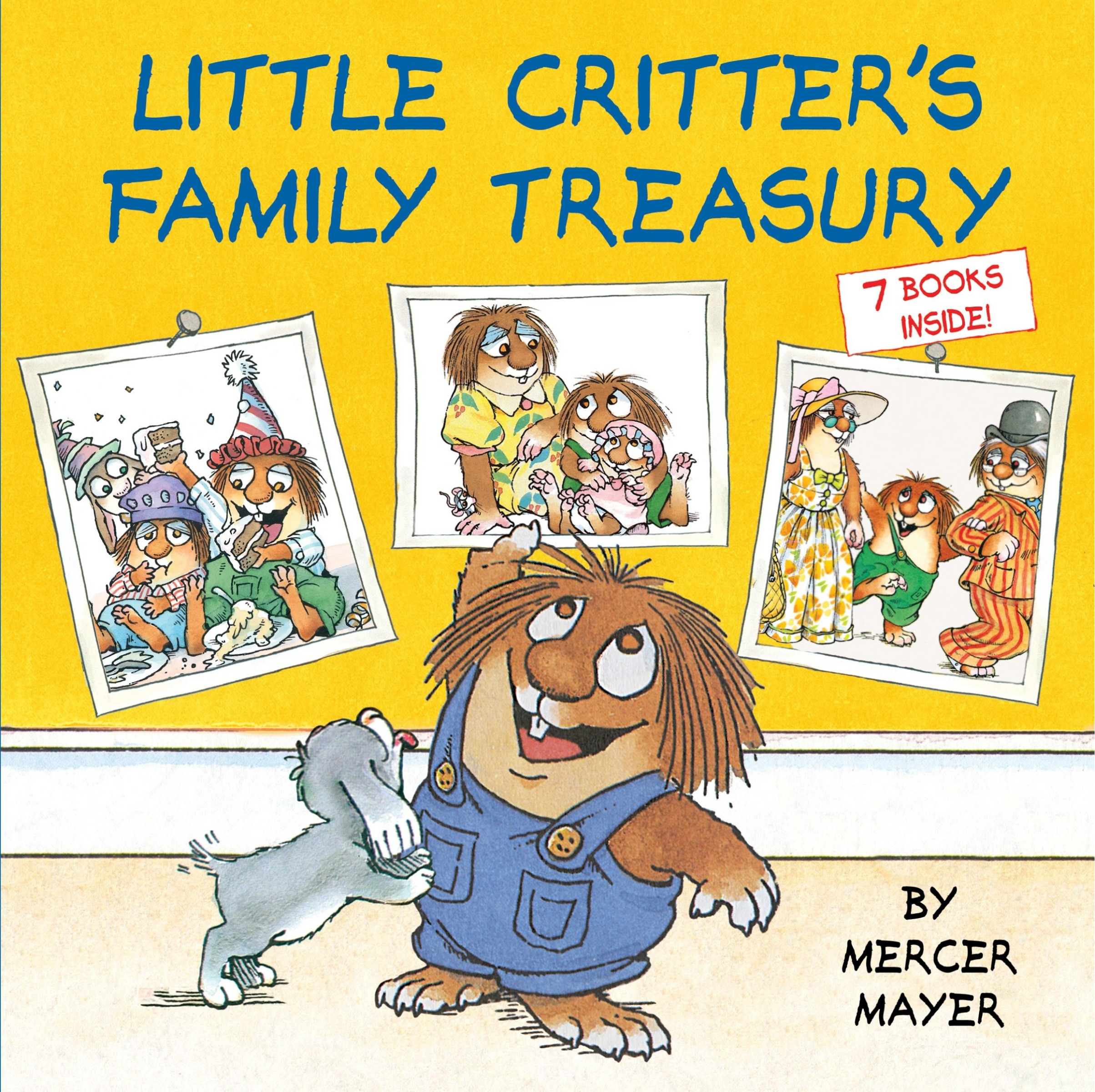Book Little Critter's Family Treasury by Mercer Mayer