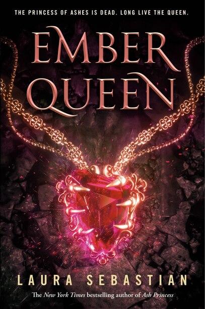 Ember Queen by Laura Sebastian
