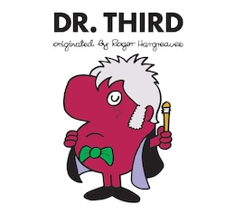 Book Dr. Third by Adam Hargreaves