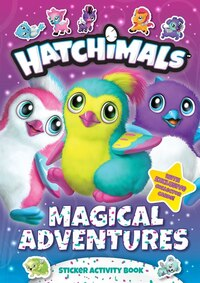 Magical Adventures: Sticker Activity Book