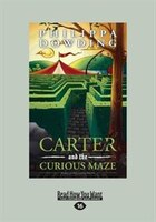 Carter and the Curious Maze: Weird Stories Gone Wrong (Large Print 16pt)