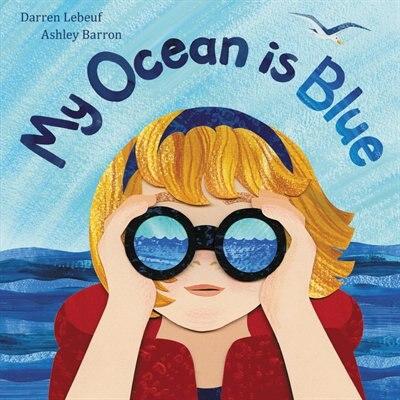 My Ocean Is Blue by Darren Lebeuf