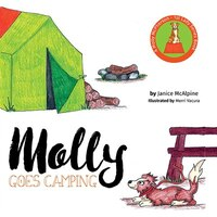 Molly Goes Camping: A Molly McPherson - 1st Lady Series Book