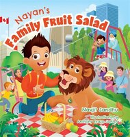 Nayan's Family Fruit Salad