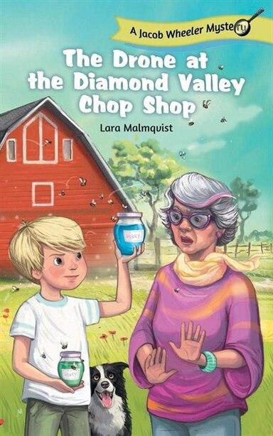 The Drone at the Diamond Valley Chop Shop by Lara Malmqvist
