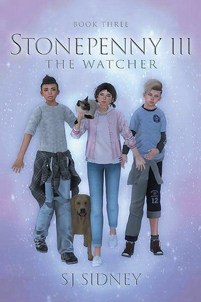 StonePenny III: The Watcher by SJ Sidney