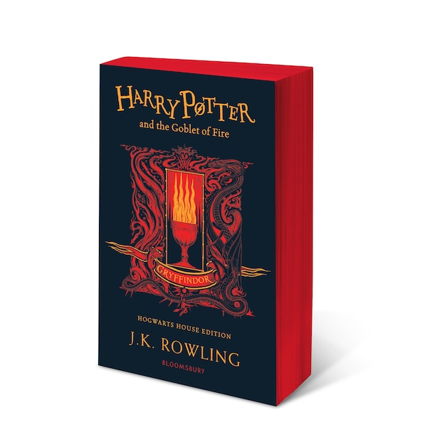 Harry Potter And The Goblet Of Fire - Gryffindor Edition de J.K. Rowling