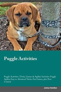 Puggle Activities Puggle Activities (Tricks, Games & Agility) Includes: Puggle Agility, Easy to…
