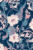 Vintage Floral Workbook of Affirmations Vintage Floral Workbook of Affirmations: Bullet Journal…