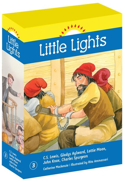 Little Lights Box Set 3 de Catherine MacKenzie