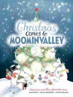 Christmas Comes To Moominvalley by Alex Haridi