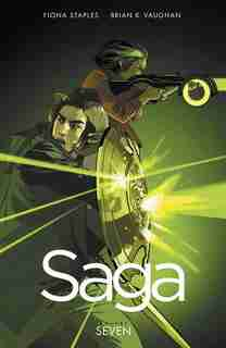 Saga Volume 7 by Brian K Vaughan