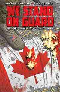 We Stand On Guard by Brian K Vaughan