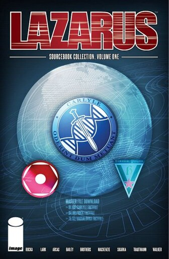 Lazarus: Sourcebook Collection Volume 1 by Greg Rucka