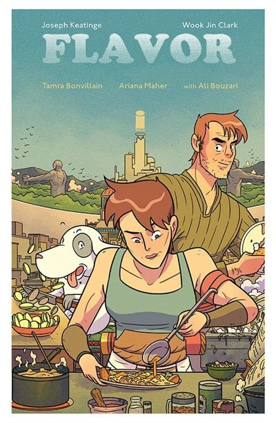 Flavor by Joseph Keatinge