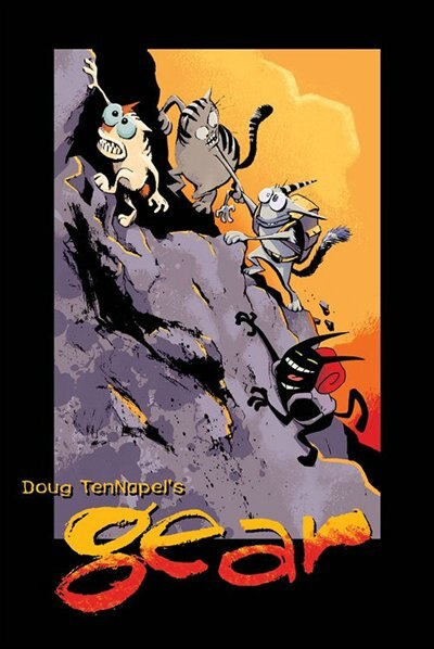 Gear (new Edition) by Doug Tennapel