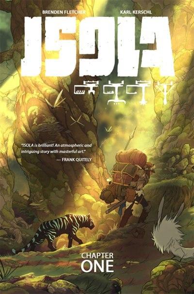 Isola Volume 1 by Brenden Fletcher