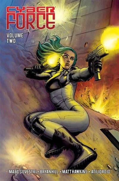 Cyber Force: Awakening Volume 2 by Matt Hawkins