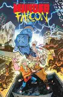 Murder Falcon by Daniel Warren Johnson