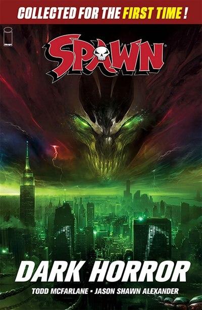 Spawn: Dark Horror by Todd Mcfarlane