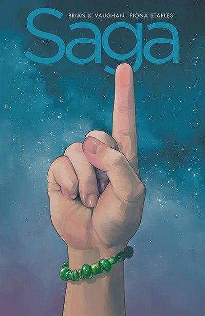 Saga: Compendium One by Brian K Vaughan