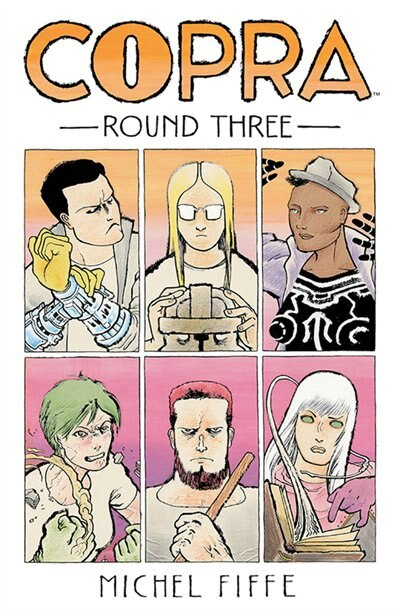 Copra Round Three by Michel Fiffe