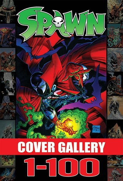 Spawn Cover Gallery Volume 1 by Tony Various