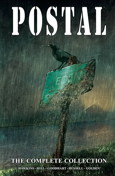 Postal: Book One by Bryan Hill