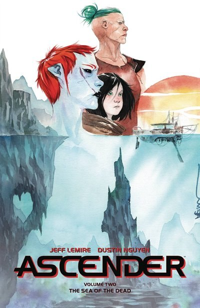 Ascender Volume 2: The Dead Sea by Jeff Lemire
