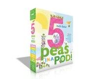 5 Peas in a Pod!: LMNO Peas; 1-2-3 Peas; Little Green Peas; Hap-Pea All Year; LMNO Pea-quel