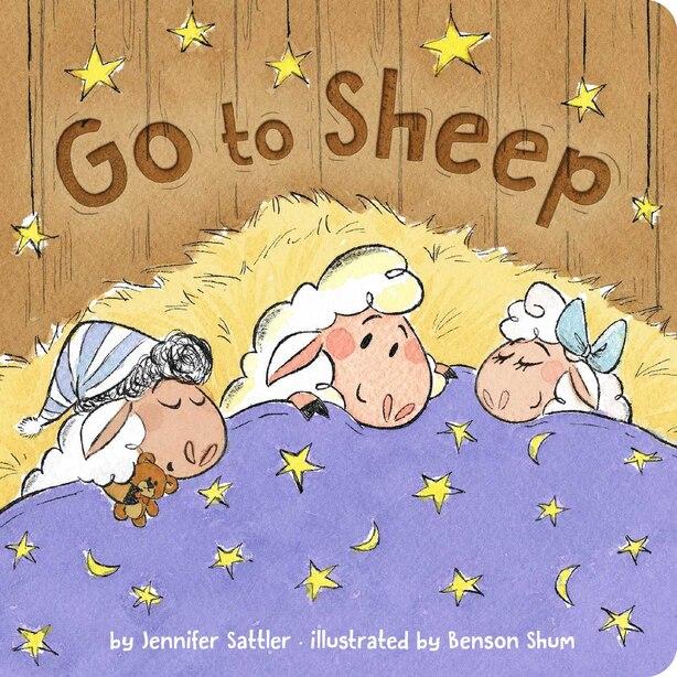 Go to Sheep de Jennifer Sattler