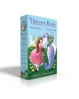 Unicorn Magic The Royal Collection Books 1-4: Bella's Birthday Unicorn; Where's Glimmer?; Green…