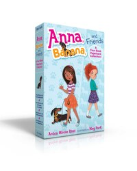 Anna, Banana, and Friends-A Four-Book Paperback Collection: Anna, Banana, and the Friendship Split…