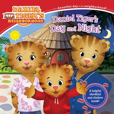 Daniel Tiger's Day and Night by Alexandra Cassel