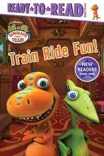 Train Ride Fun! by Maggie Testa