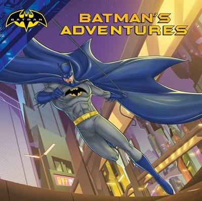 BATMANS ADVS by Na
