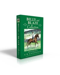 Billy and Blaze Collection: Billy and Blaze; Blaze and the Forest Fire; Blaze Finds the Trail…