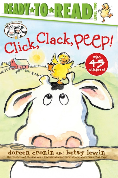 Click, Clack, Peep!/Ready-to-Read by Doreen Cronin