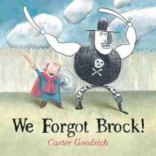We Forgot Brock! by Carter Goodrich