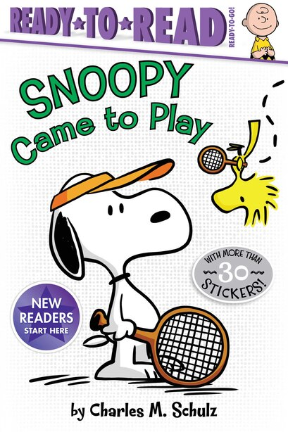 Snoopy Came to Play by Charles  M. Schulz