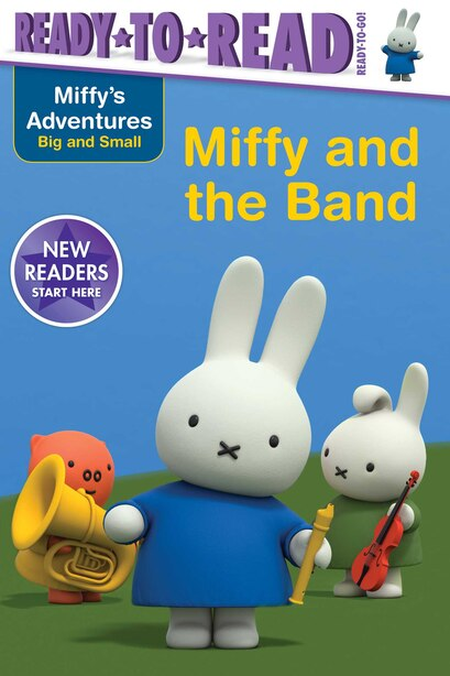 Miffy and the Band by May Nakamura