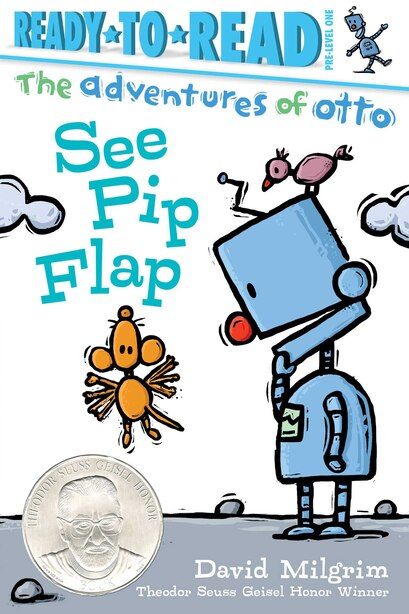 See Pip Flap by David Milgrim